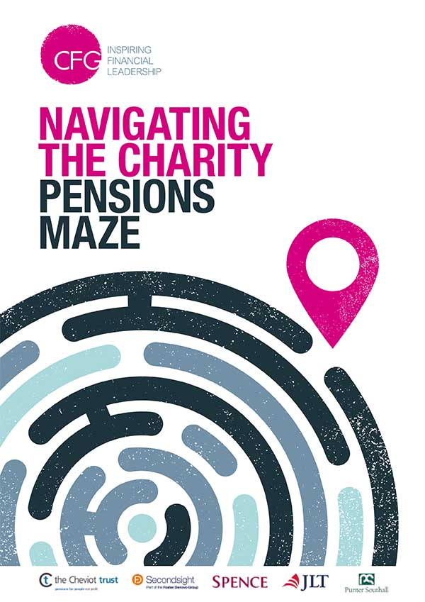 Navigating the Charity Pension Maze