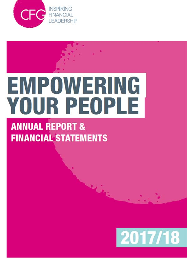 Annual Report 2017-18: Empowering Your People